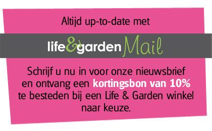 Tuincentrum Life & Garden Renesse - Foto's