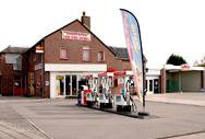 Hemel Tankstation Van den - Foto's