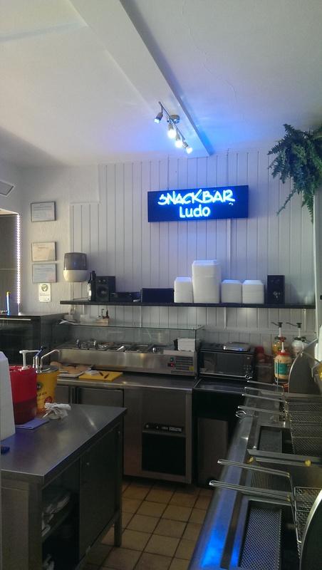 Snackbar Ludo VOF - Foto's