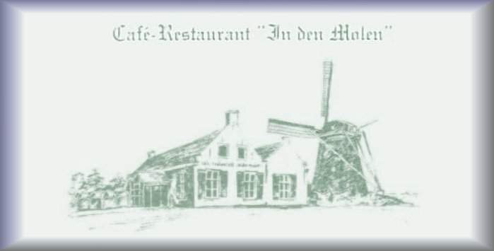 Café Restaurant In den Molen - Foto's