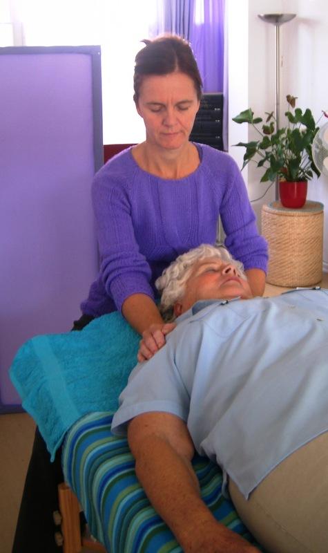 Shiatsu massage   therapie 2