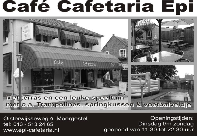 EPI Café Cafetaria - Foto's