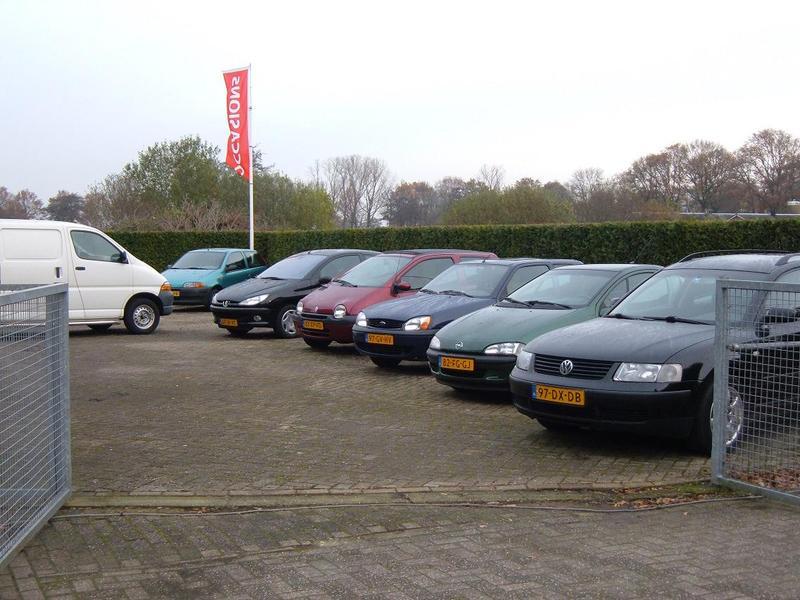 Autobedrijf H van Duren - Foto's