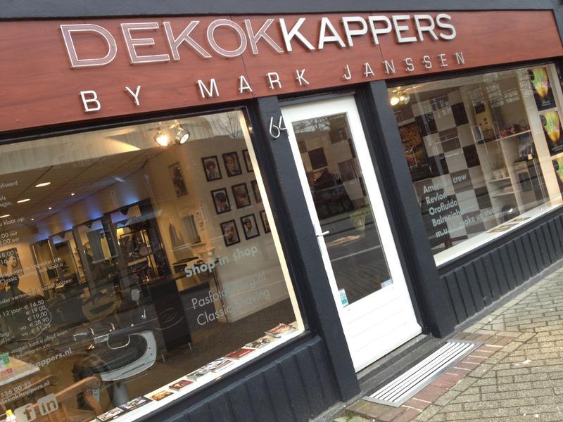 DEKOKKAPPERS by Mark Janssen - Foto's