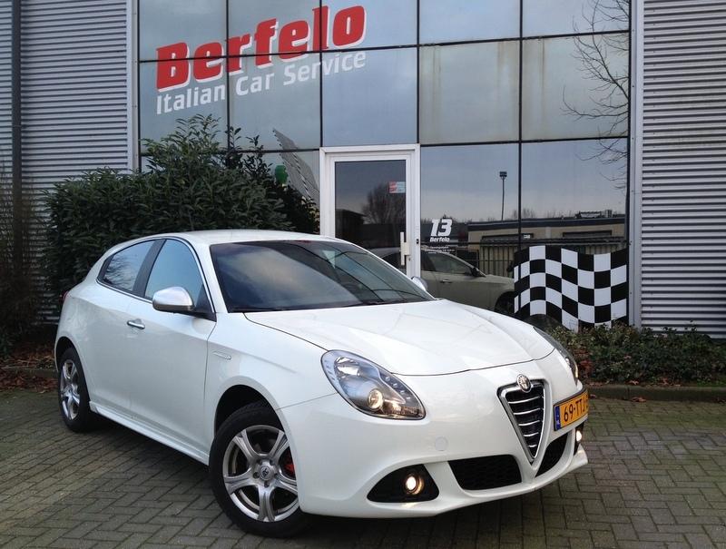 Berfelo Italian Car Service - Foto's