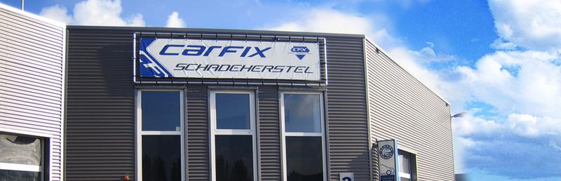 Carfix Schadeherstelbedrijf - Foto's