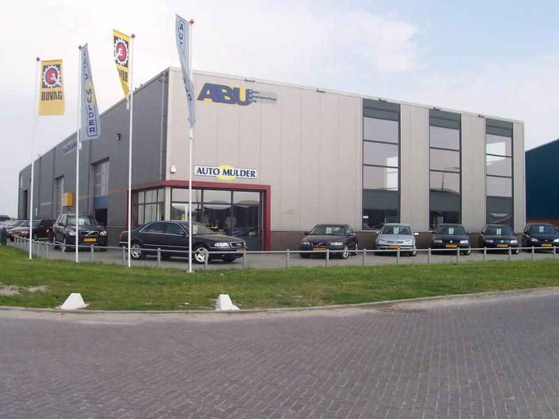 Autobedrijf Mulder Urk - Foto's