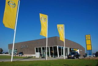Opel Dealer Jetten - Foto's
