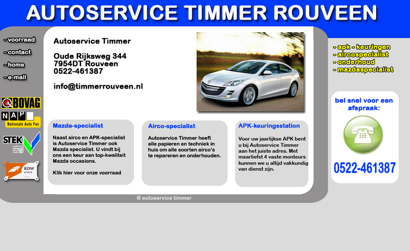 Timmer Autoservice - Foto's