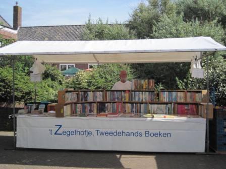 Tweedehandsboeken 't Zegelhofje - Foto's