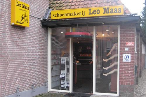 Leo Maas Schoenmakerij - Foto's