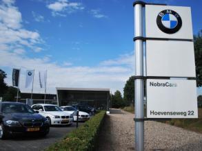 NobraCars Uden BMW & MINI dealer - Foto's