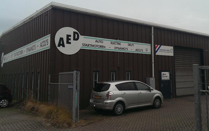 Auto Electric Delft - Foto's