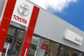 Toyota Dealers Scholten Nijmegen BV - Foto's