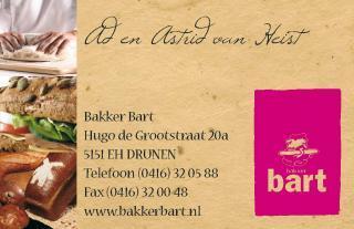 Bakkerij Bart - Foto's