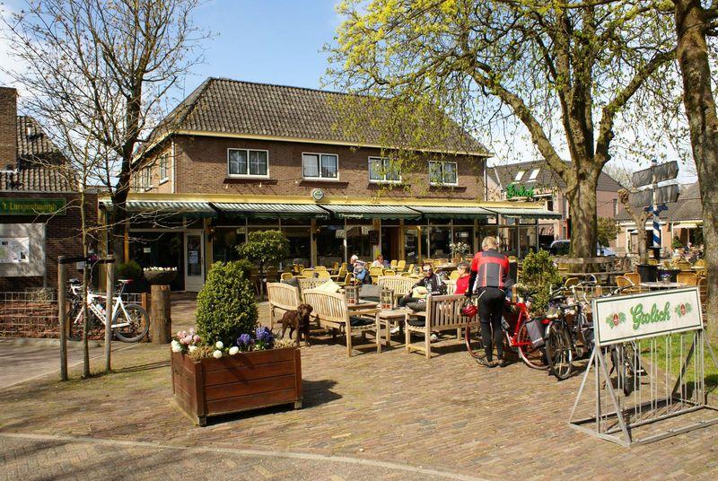 Langenbaergh Hotel Café Restaurant - Foto's