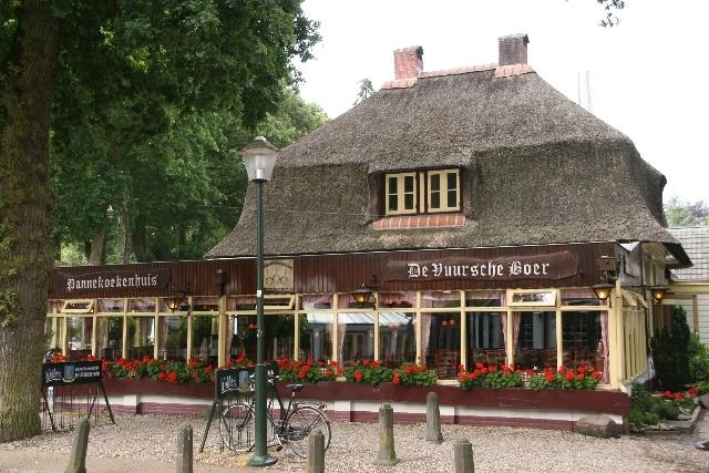 Pannenkoekenhuis De Vuursche Boer - Foto's