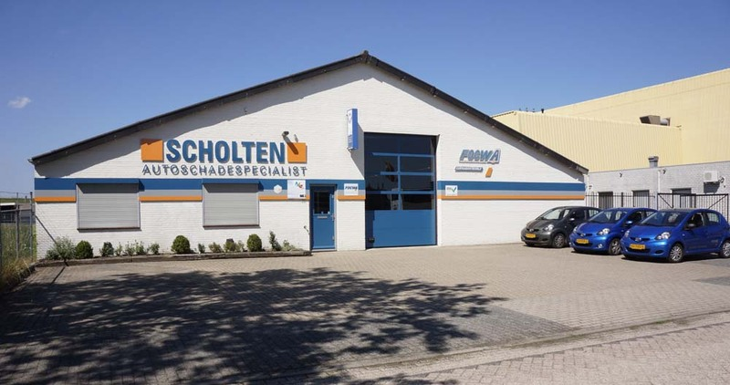 Scholten Autoschade BV - Foto's