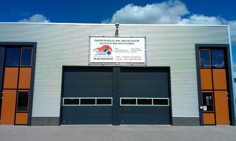Auto- en Motor Garage Raymond - Foto's