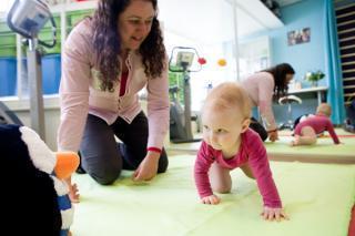 Kinderfysiotherapie en Fysiotherapie Van Schaik-Dijcks - Foto's