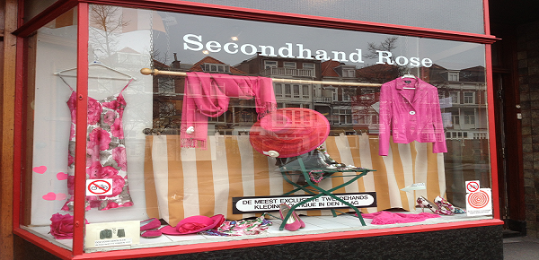 Tweedehands kleding dames & heren Secondhand Rose - Foto's