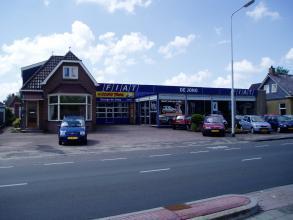 FIAT Dealer/Autobedrijf De Jong - Foto's