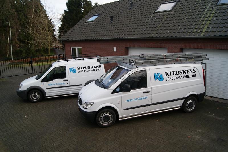 Kleuskens Schoonmaakbedrijf BV - Foto's