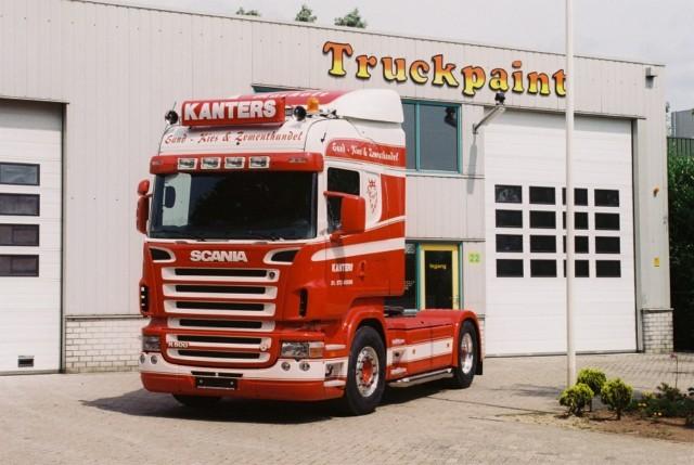 Truck Paint - Foto's