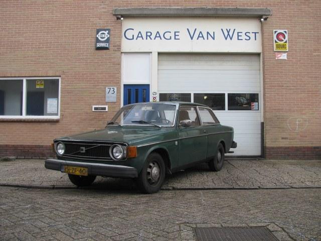 Volvo Specialist Van West - Foto's