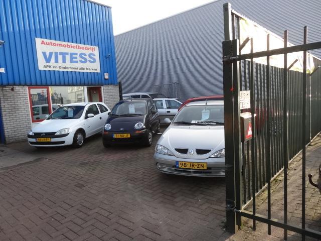 Automobielbedrijf Vitess APK - Foto's