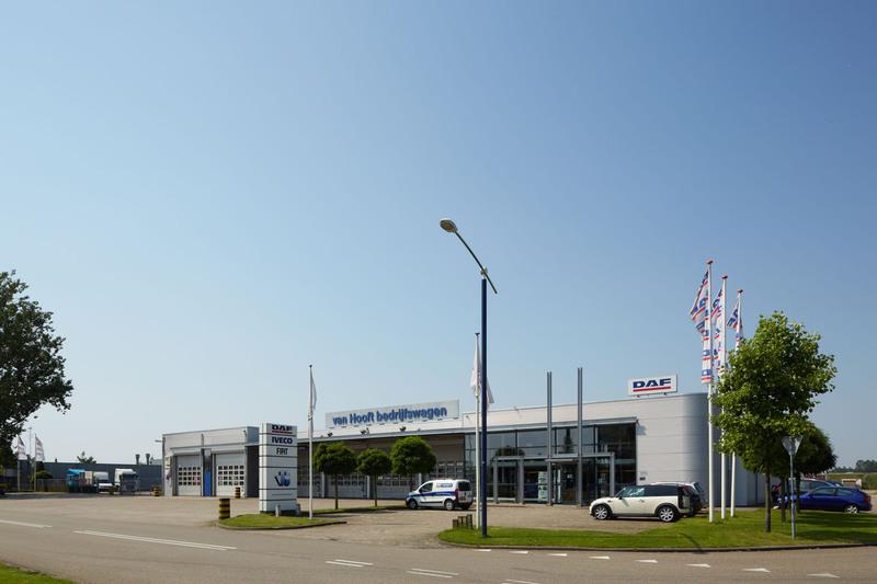 Hooft bedrijfswagen Veghel BV van - Foto's