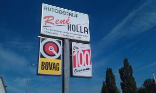 Holla Autobedrijf René - Foto's