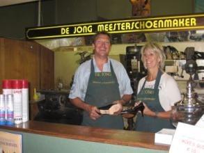 Meesterschoenmaker de Jong - Foto's