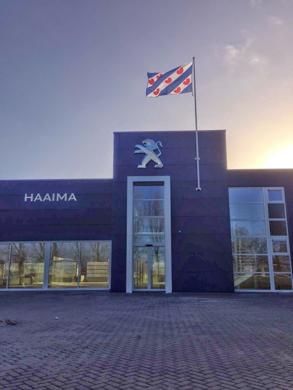 Auto Haaima Leeuwarden - Foto's