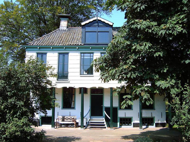 Landhuis Kippenburg - Foto's