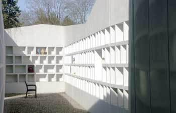 Crematorium De Nieuwe Ooster - Foto's