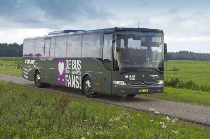 Coulant Touring - Foto's