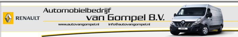 Renault Dealer Van Gompel - Foto's