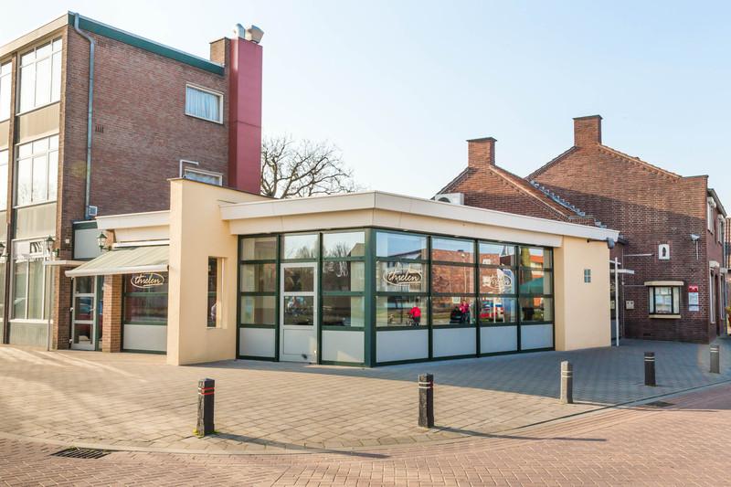 Cafetaria Eethuis Café Zaal Thielen - Foto's