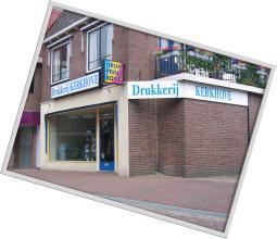 Kerkhove Drukkerij - Foto's