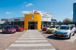 Dorzo BV Renault Dacia en Nissan Dealer - Foto's
