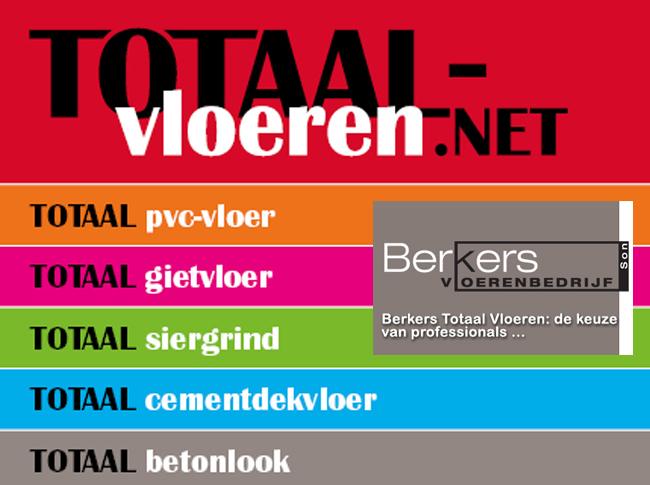 Berkers Totaal Vloeren - Foto's