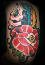 Tattoo Rice - Foto's