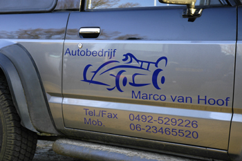 Autobedrijf Marco van Hoof - Foto's