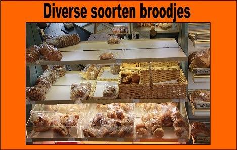 Bakkerij Bruijne VOF De - Foto's