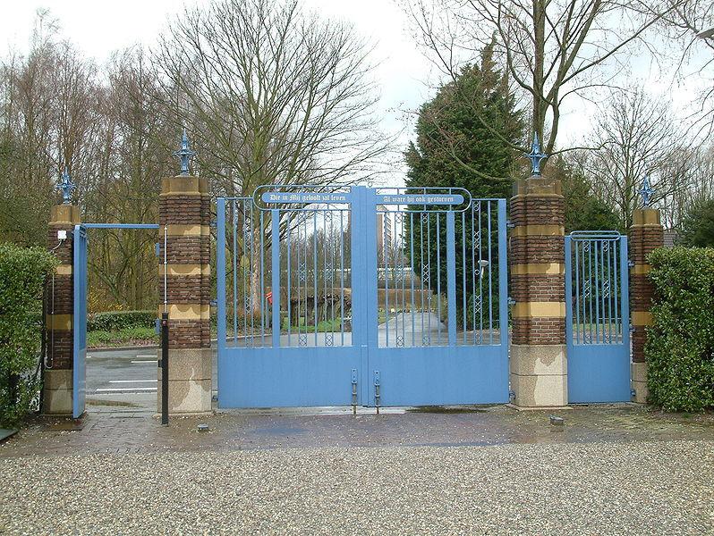 Stichting protestantse begraafplaats Charlois - Foto's