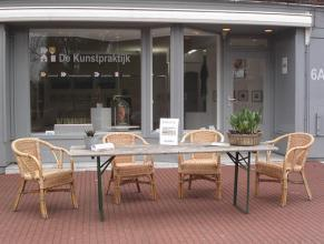 De Kunstpraktijk - Galerie Bed and Breakfast Atelier Creatieve Workshops - - Foto's