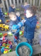 Marskroost ASKA Kinderdagverblijf Assen/Midden-Drenthe - Foto's
