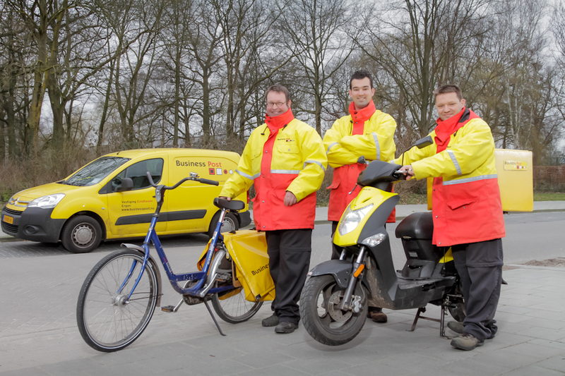 Ergon Businesspost Eindhoven - Foto's