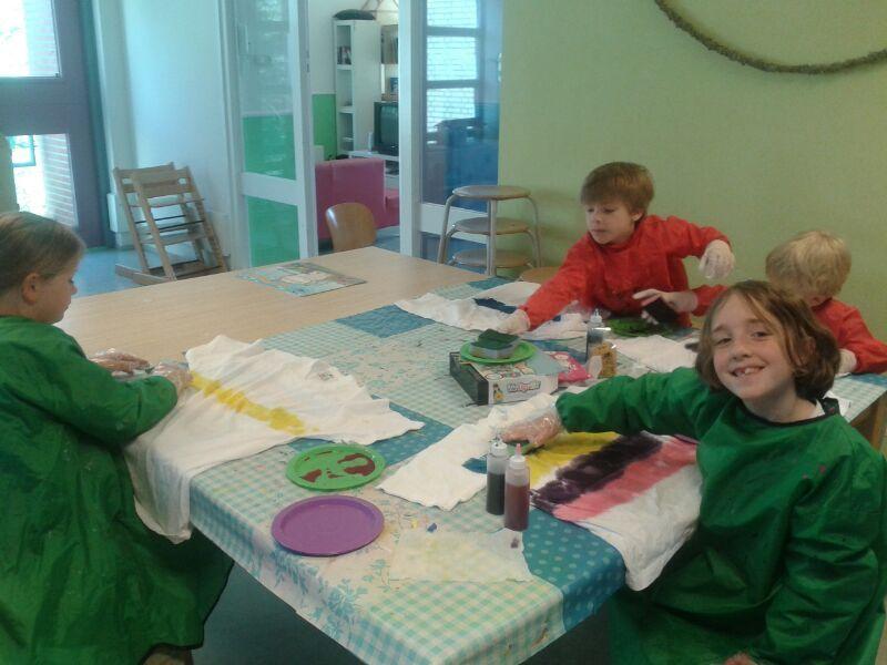 Kleuvenstee Kindercentrum ASKA Kinderopvang - Foto's